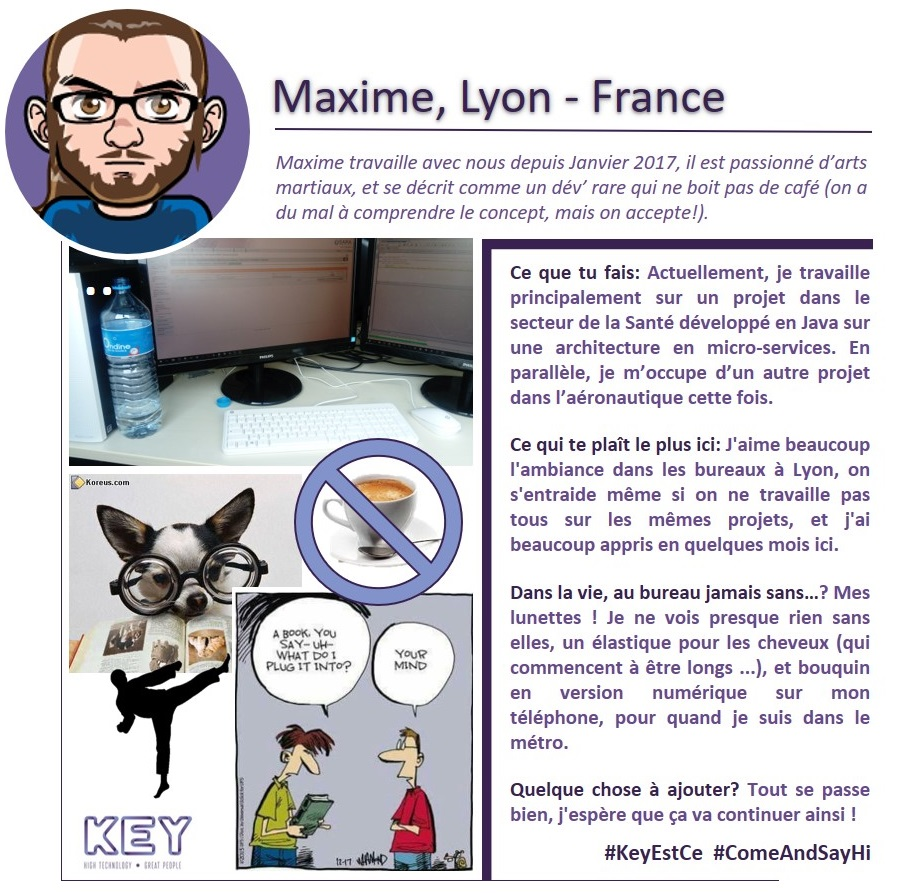 Key Consulting - Maxime